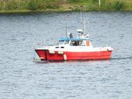 Buscas na ilha de Utoya [EPA]