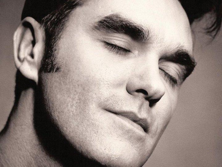 Morrissey: capa do disco «Greatest Hits»