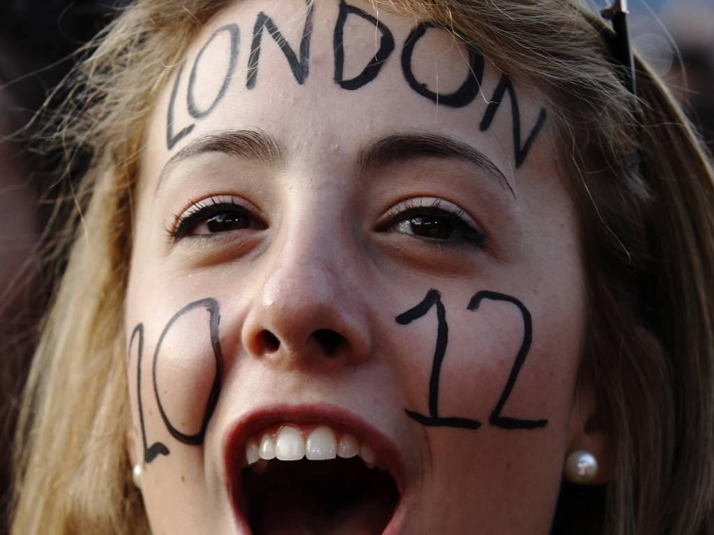 Londres 2012: eles estão à espera