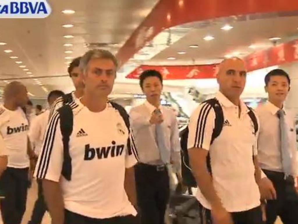 Mourinho às compras na China