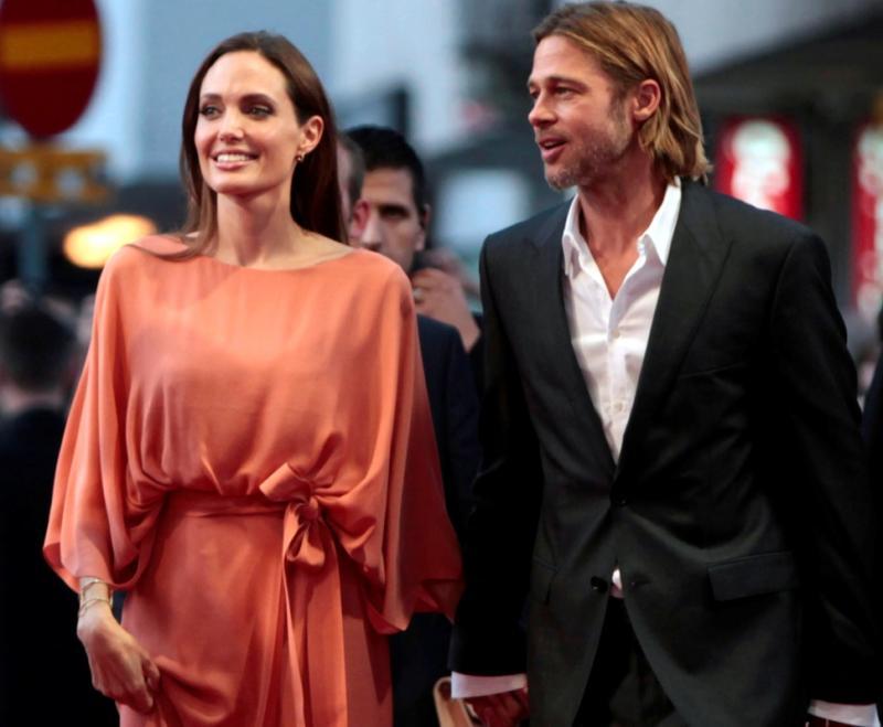 4dbaf5ac9cd Brad Pitt comprou relógio de 250 mil euros para Angelina Jolie