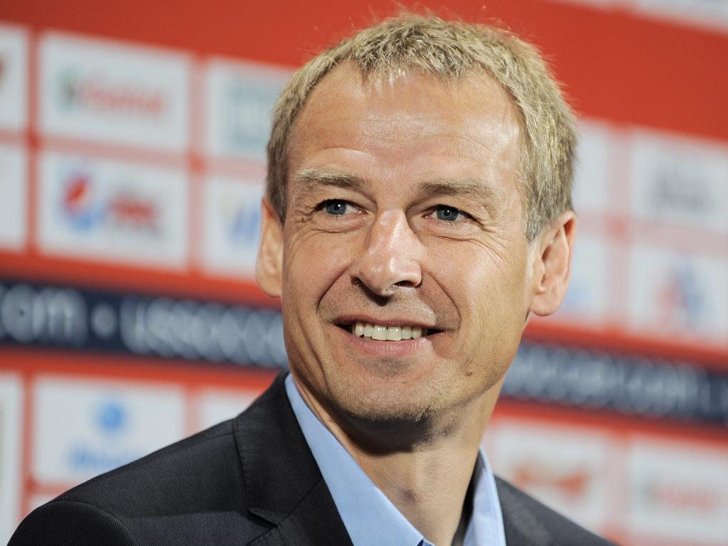 Jurgen Klinsmann (EPA/Justin Lane)