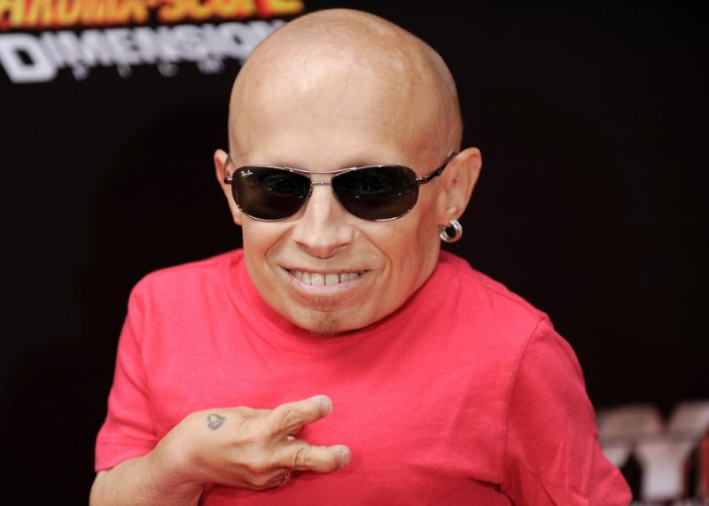 Verne Troyer morre aos 49 anos
