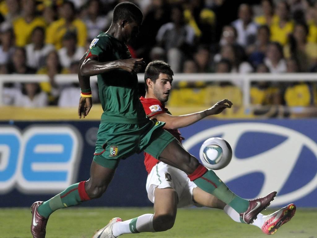 Portugal vence Camarões no Mundial sub-20
