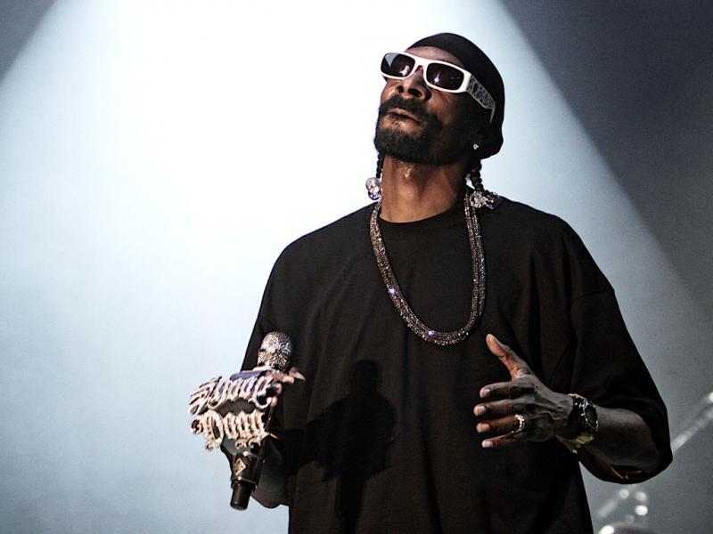 Snoop Dogg no Sudoeste TMN 2011 (foto: Manuel Lino)