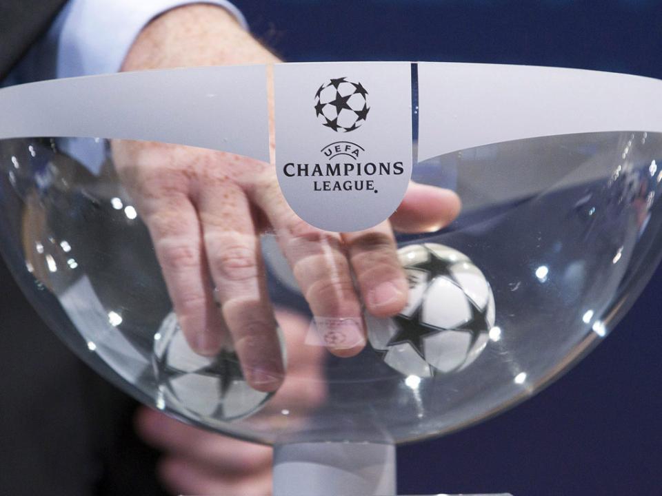 Liga Campeões: o quadro completo de jogos do play-off