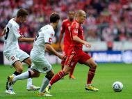Bayern-Borussia Moenchengladbach