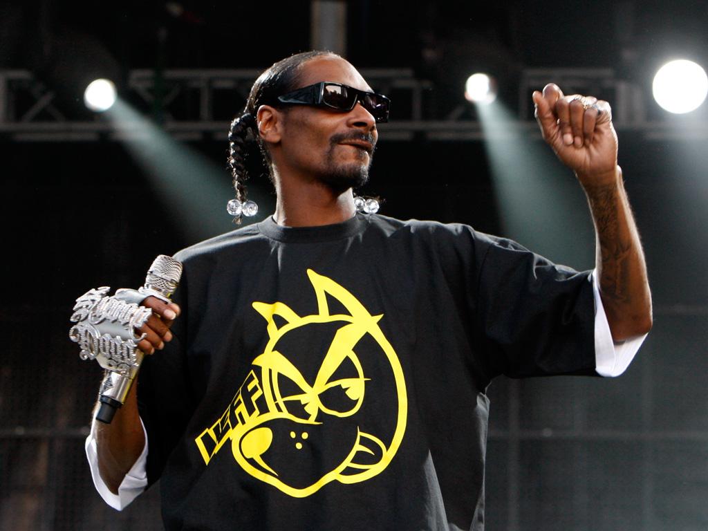 Snoop Dogg - 10 milhões de euros