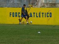 Bola na Barra do Atlético