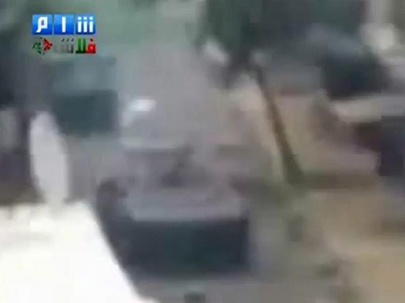 Militares sírios atacam Latakia (EPA)