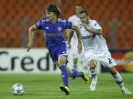 BATE Borisov vs SK Sturm Graz (foto: EPA)