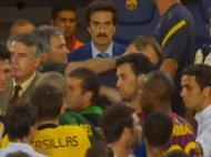 José Mourinho puxa orelha