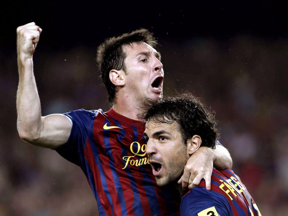Barcelona-F.C. Porto: especial... também para Messi
