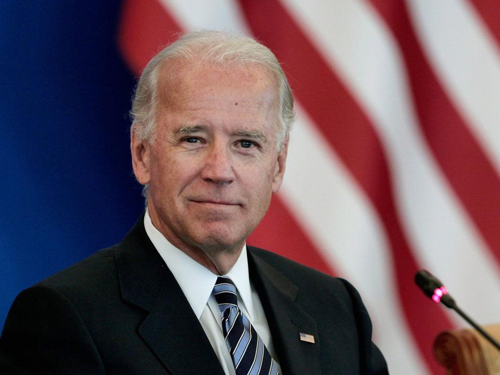 Joe Biden - EPA/LINTAO ZHANG / POOL