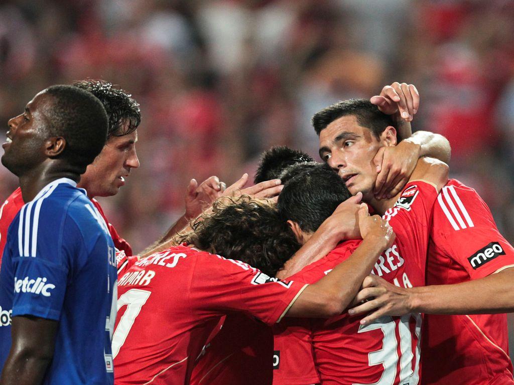 Benfica-Feirense