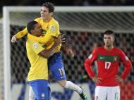 Brasil vs Portugal (EPA/Paolo Aguilar)