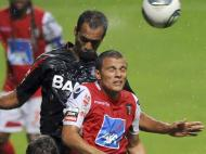Sp. Braga vs Marítimo (Hugo Delgado/LUSA)