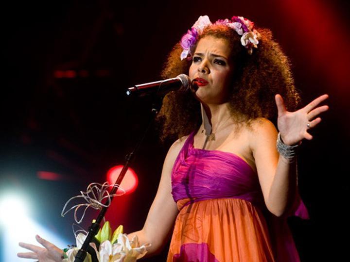 Vanessa da Mata no DeltaTejo 2009