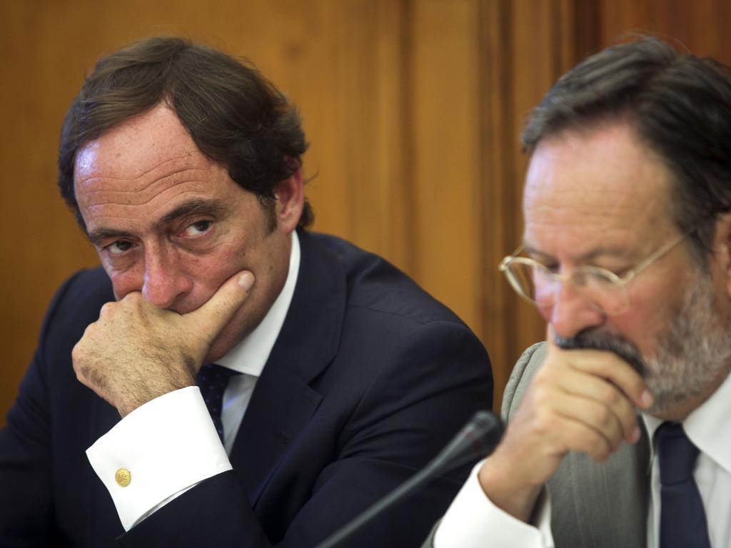 Paulo Portas no Parlamento (Lusa/Miguel A.Lopes)
