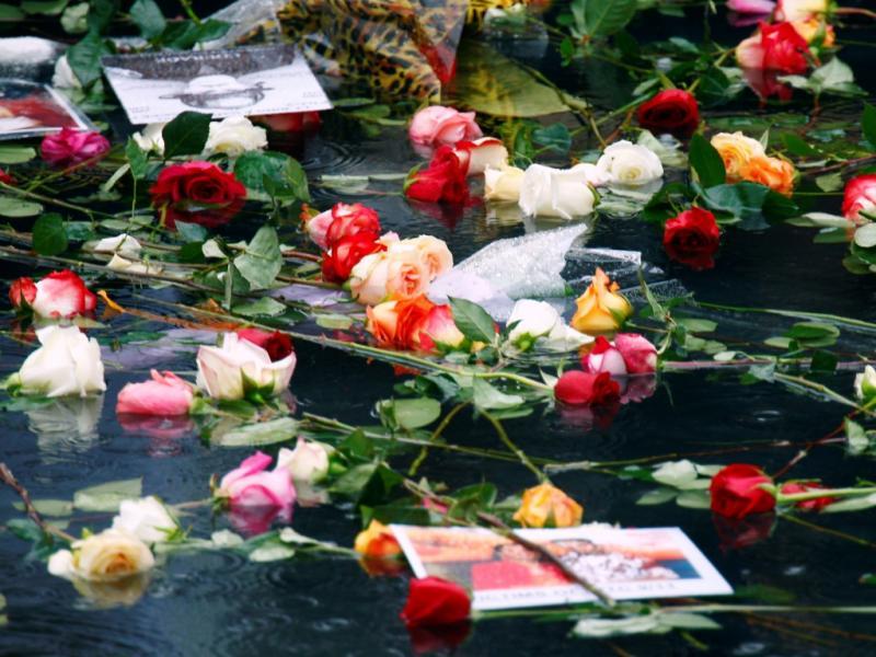 Vítimas do 11 de Setembro [Reuters]