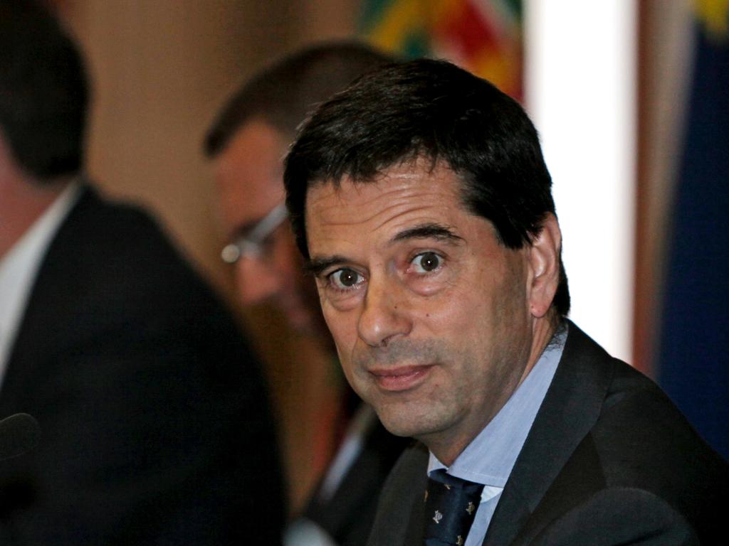 Vítor Gaspar ( Manuel de Almeida/LUSA)