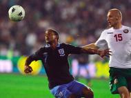 Bulgária vs Inglaterra (foto: EPA)