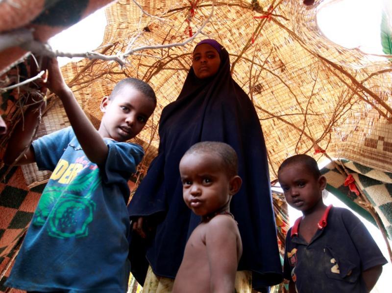 Fome na Somália [Reuters]