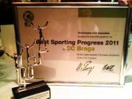 Prémio Best Sporting Progress