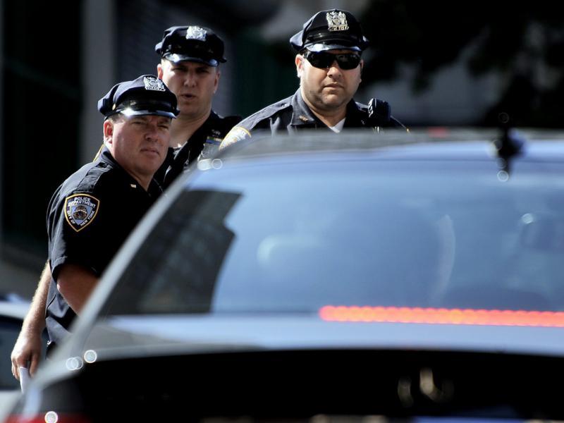 Polícia passa Nova Iorque a «pente fino» (Lusa/Epa)