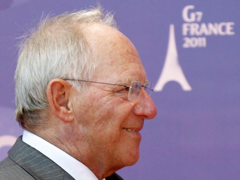 Ministro das Finanças alemão