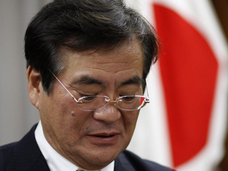 Yoshio Hachiro (Toru Hanai/Reuters)