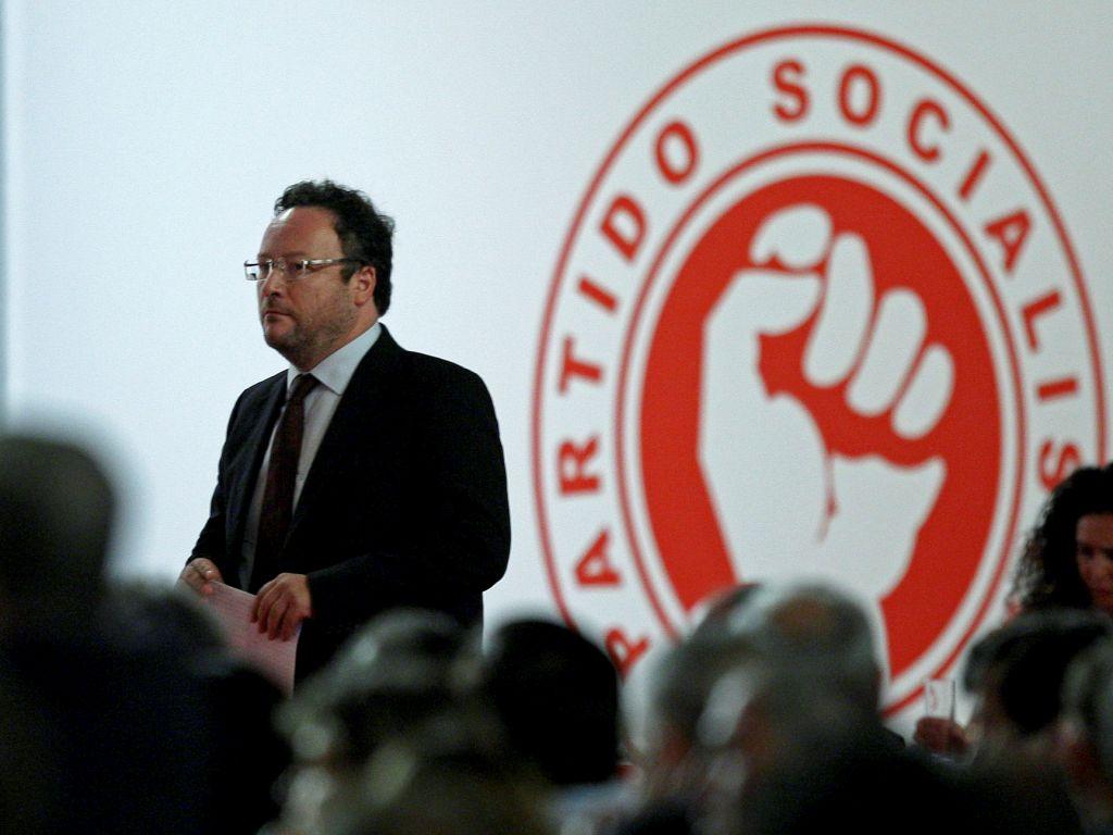 Francisco Assis no Congresso do PS (ESTELA SILVA / LUSA)