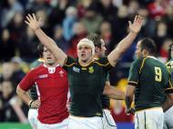 Mundial de râguebi: África do Sul-Gales