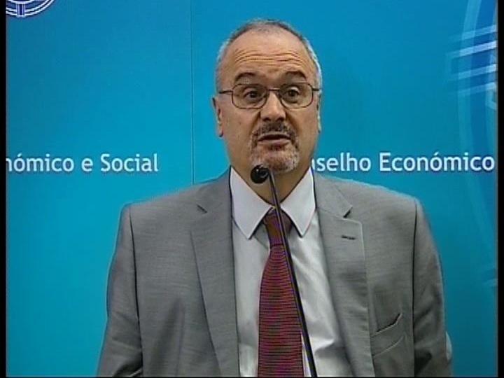 Presidente da CCP, João Vieira Lopes
