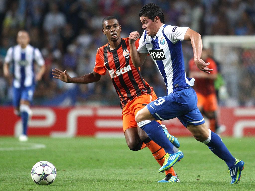 Champions: FC Porto x Shakhtar Donestk (Foto: Catarina Morais)