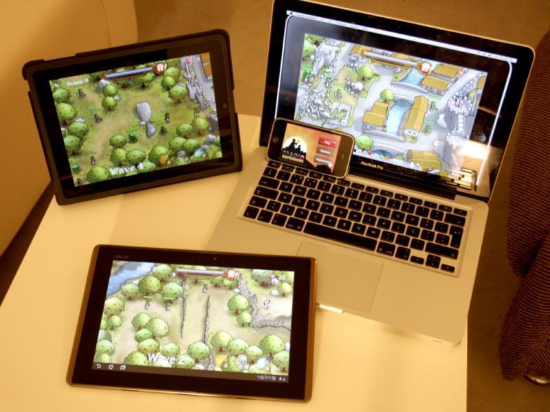 Portugueses lançam videojogo para dispositivos da Apple - foto UMinho