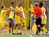Liga Europa: Lazio vs FC Vaslui (EPA)