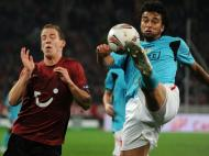 Liga Europa: Hannover 96 vs Standard Liege (EPA)