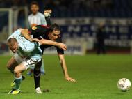 Liga Europa: Slovan Bratislava vs Atlético de Bilbao (EPA)