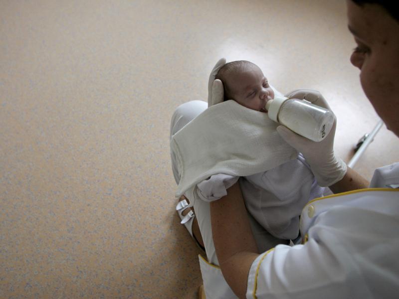 Bebés (Reuters)