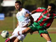Liga de Futebol: União de Leiria vs Marítimo (PAULO CUNHA/LUSA)