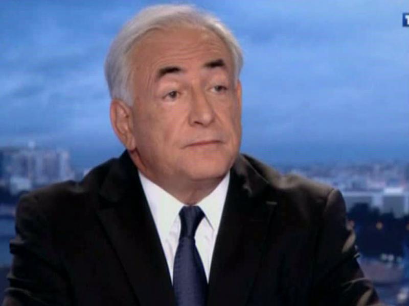 Strauss-Kahn: relação com empregada «foi um erro»