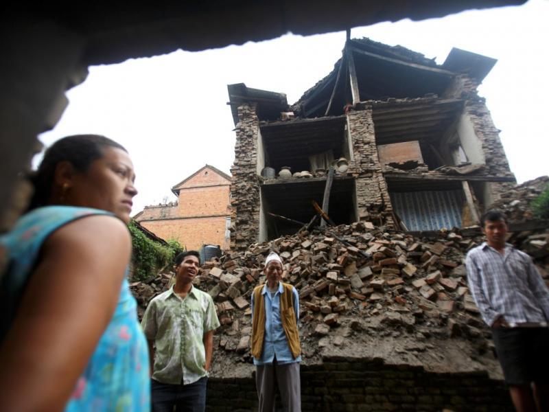 Sismo no Nepal (REUTERS)