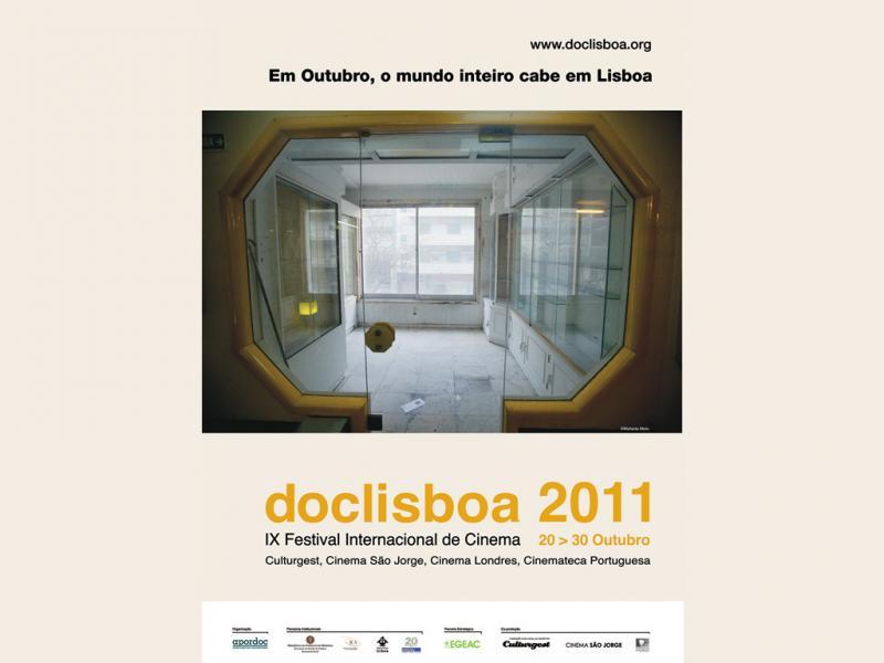 DocLisboa 2011 - cartaz
