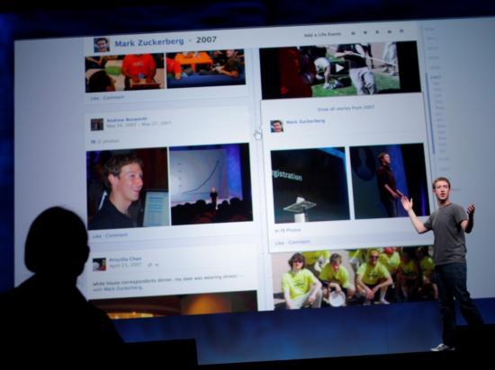Facebook tem mais de mil milhões de utilizadores