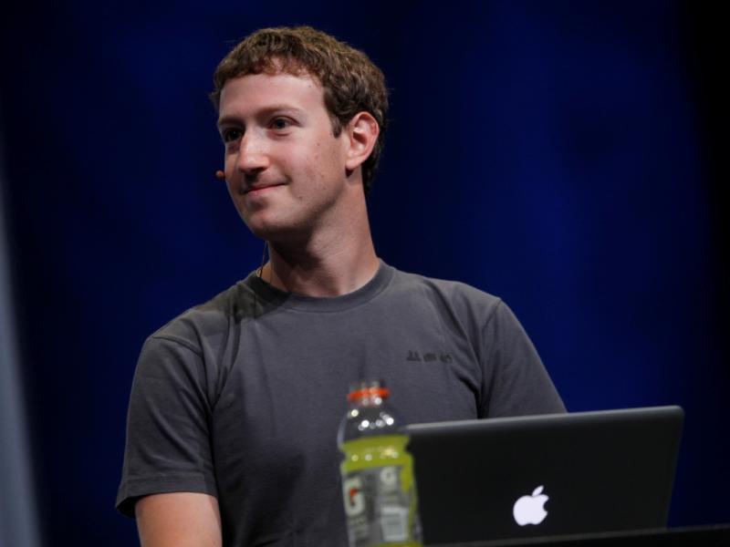Anúncio de mudanças no Facebook [Reuters]
