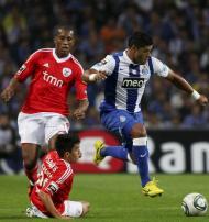 FC Porto vs Benfica (Estela Silva/LUSA)
