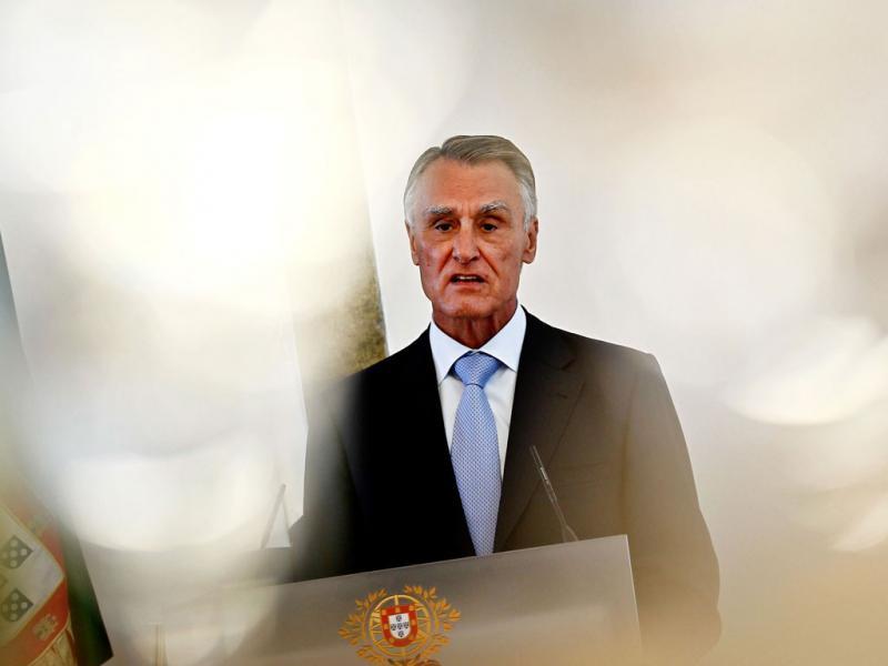 Cavaco Silva - JOSE SENA GOULAO / LUSA