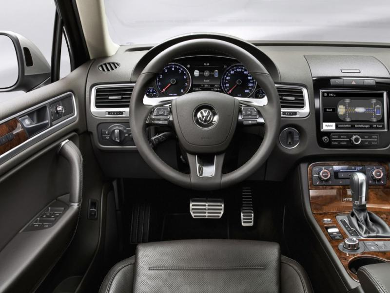 Volkswagen Touareg 3,0 TSI Híbrido