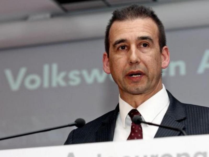 António de Melo Pires, director-geral da Autoeuropa